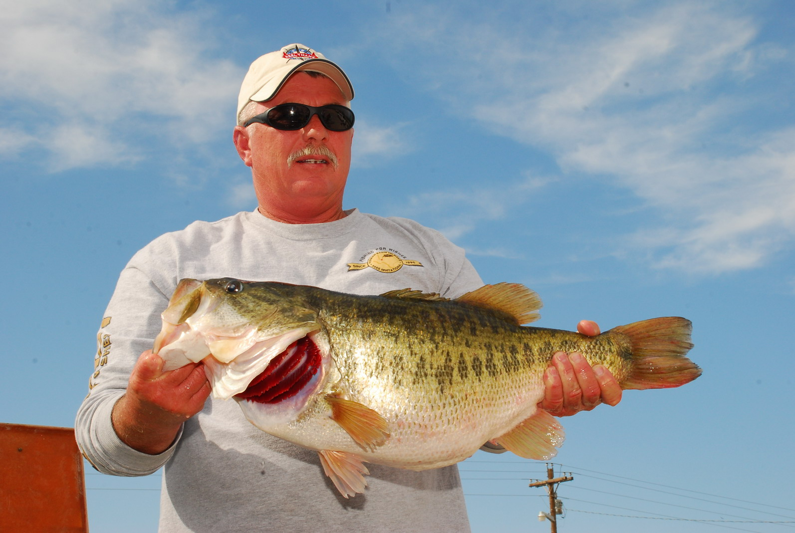 Texas bass fishing lands most lakes on bassmaster magazine for Bass fishing magazine