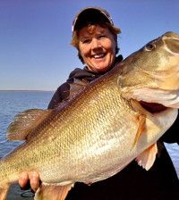 Texas boasts numerous bass fishing hot spots