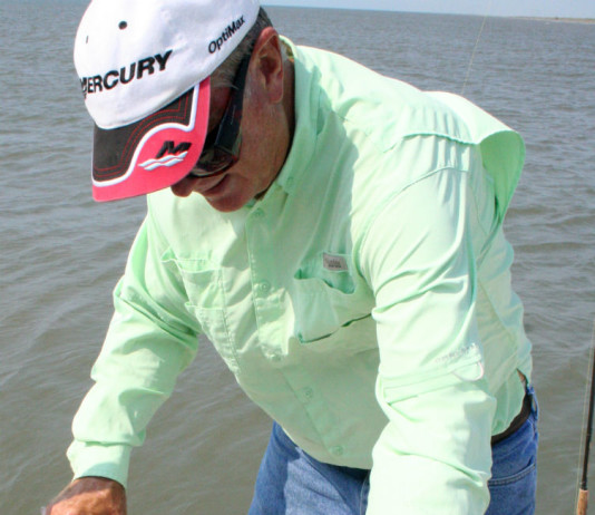 Texas saltwater fishing regulations can change with location
