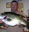 Texas bass fishing improves in spring