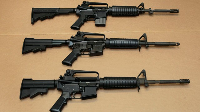 The company makes AR-15s and other other sporting competition rifles