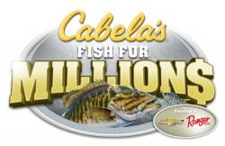 Cabela's, Ranger Boats and Chevy are tagging fish in more than 100 lakes across 22 states