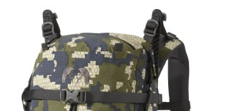 new 1850 cubic inch bag provides a unique design that allows for the pack to be used with or without KUIU's carbon fiber frame.