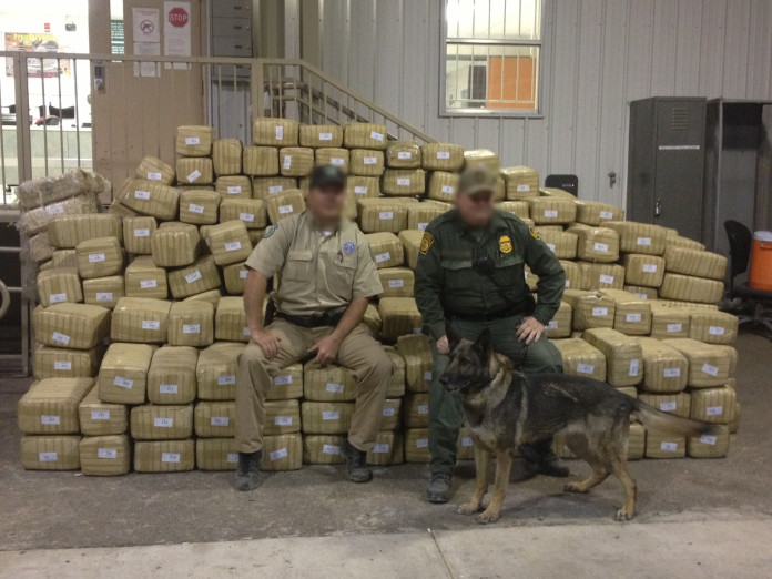 Game wardens seized marijuana worth roughly $4 million in South Texas