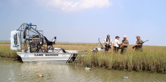 Game wardens often are the first responders to approach a number of situations, including those that don't ultimately involve wildlife violations