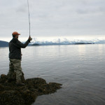 Fly fishing in Alaska a dream come true — complete with big fish
