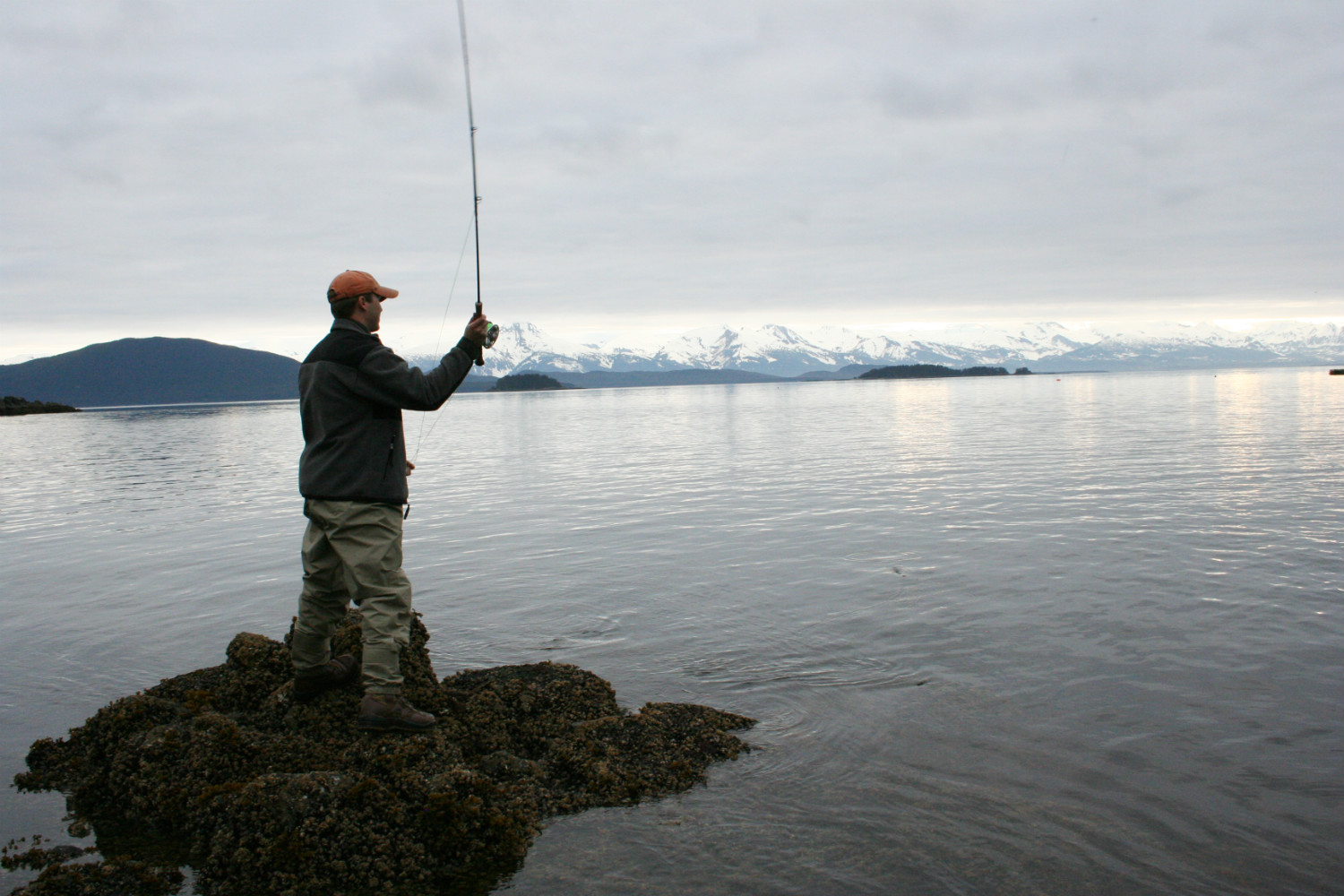 Fly fishing in alaska a dream come true complete with for Fish in alaska