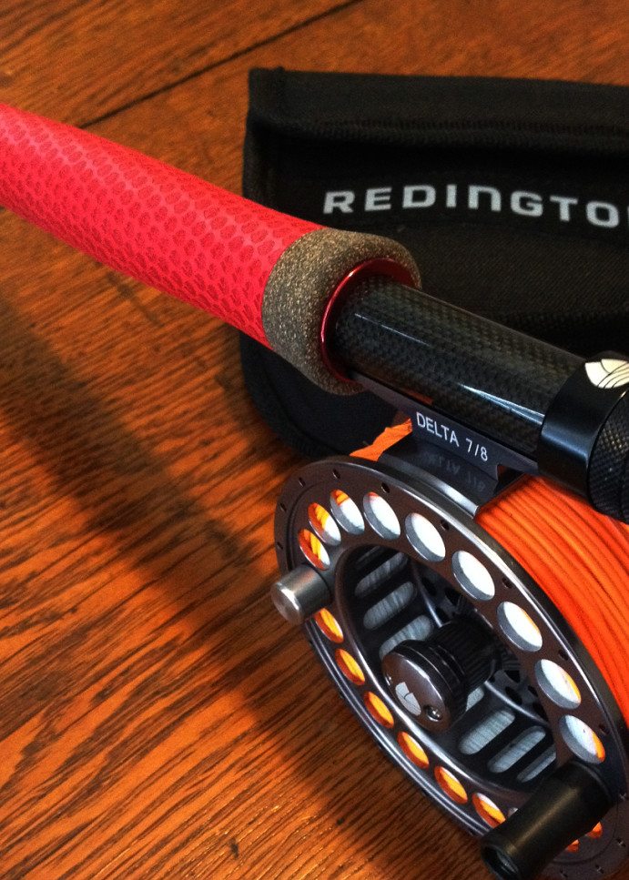 GEAR REVIEW: Redington Vapen Red fly rod