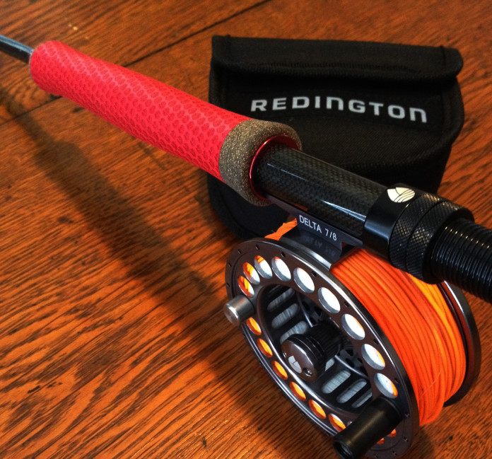 Redington paired up with Winn Grips, known for its golf game, to produce its signature PowerGrip