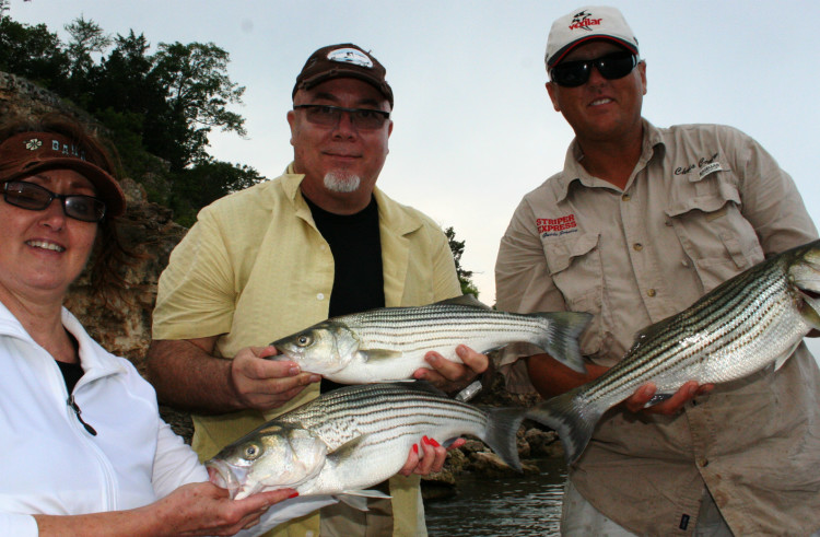 Texas fishing calendar offers freshwater, saltwater hot spots