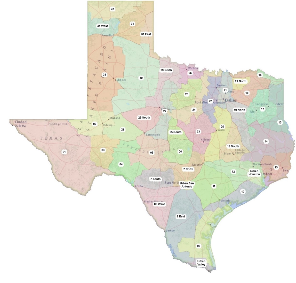 Texas Rut Map 2020 Texas deer hunting forecast excellent despite ongoing pandemic